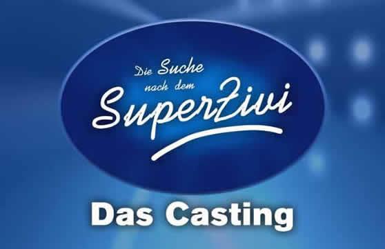Logo: Die Suche nach dem SuperZivi
