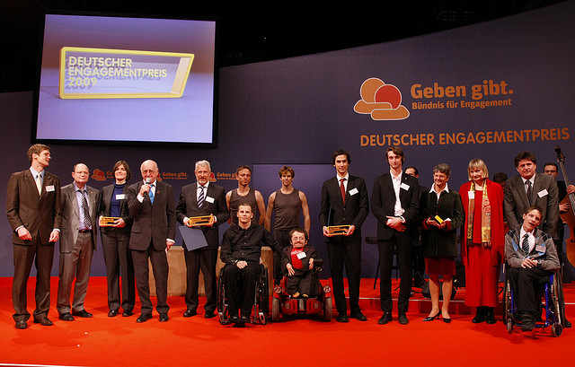 Deutscher Engagementpreis 2009