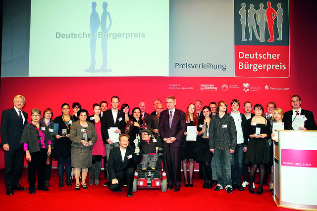 Deutscher Bürgerpreis 2010