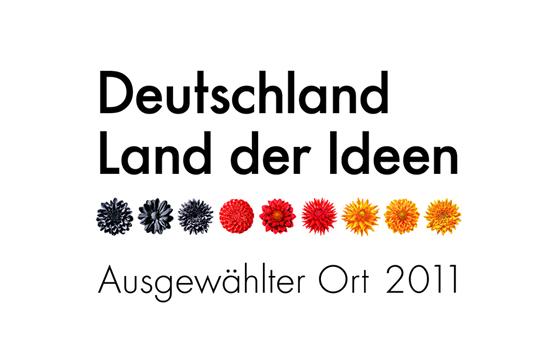 Land der Ideen: Ausgewählter Ort 2011