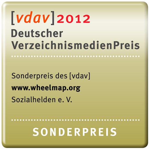 Deutscher VerzeichnismedienPreis 2012