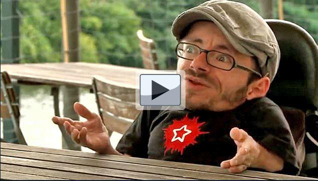 Spiegel.TV: Raul Krauthausen – Sozialheld, Gründer, Rollstuhlfahrer
