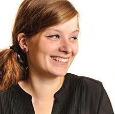 Ein Porträtbild von Judyta Smykowski