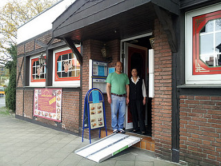 Restaurant in Hilden (NRW)