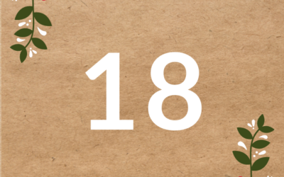 Adventskalender 2020 Türchen 18