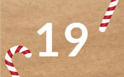 Adventskalender 2020 Türchen 19