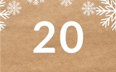 Adventskalender 2020 Türchen 20