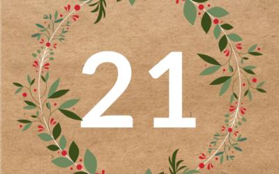 Adventskalender 2020 Türchen 21