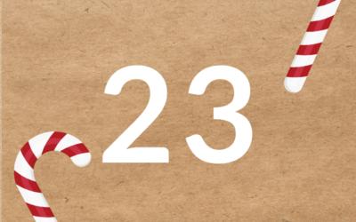Adventskalender 2020 Türchen 23