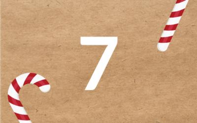 Adventskalender 2020 Türchen 7