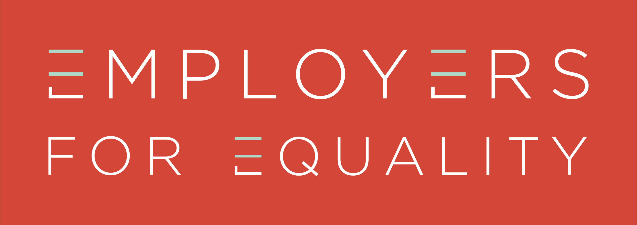 Logo Employers for equality
